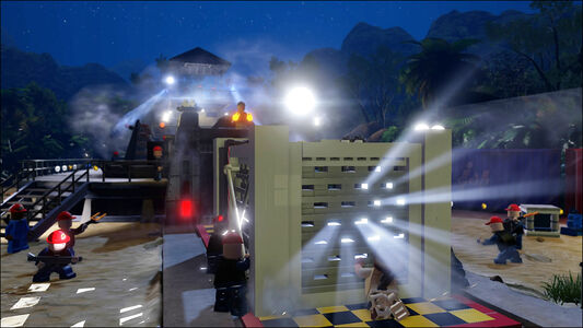 Videogioco LEGO Jurassic World PS Vita 2