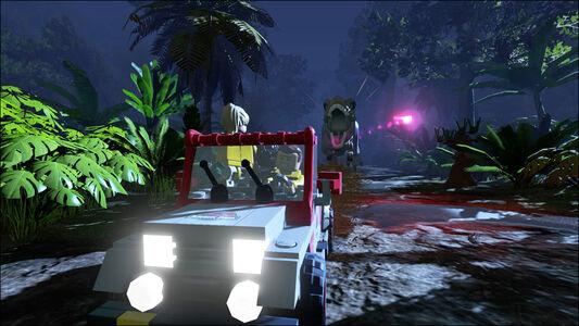 Videogioco LEGO Jurassic World Xbox One 4