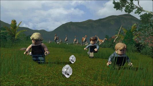 Videogioco LEGO Jurassic World Xbox One 5