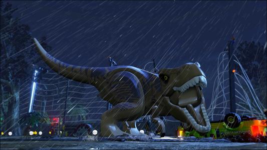 Videogioco LEGO Jurassic World Nintendo Wii U 1
