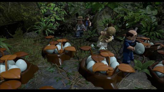 Videogioco LEGO Jurassic World Nintendo Wii U 9