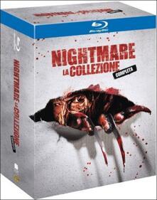 Nightmare. La collezione completa (4 Blu-ray) di Wes Craven,Renny Harlin,Stephen Hopkins,Chuck Russell,Jack Sholder,Rachel Talalay