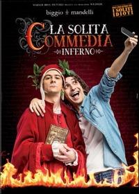 Cover Dvd solita commedia. Inferno (DVD)