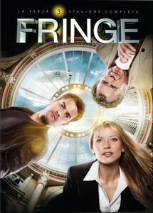 Fringe. Stagione 3 (6 DVD) - DVD