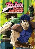 Film JoJo's Bizarre Adventure. Stagione 1