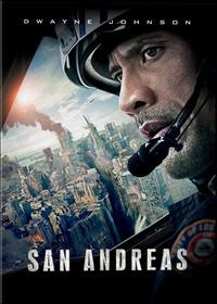 Cover Dvd San Andreas (DVD)