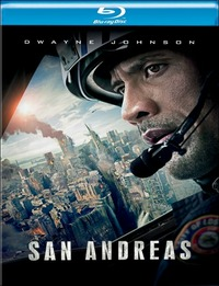 Cover Dvd San Andreas (Blu-ray)