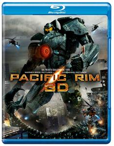 Pacific Rim 3D (Blu-ray + Blu-ray 3D) di Guillermo Del Toro