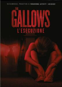 The Gallows. L'esecuzione di Chris Lofing,Travis Cluff - DVD