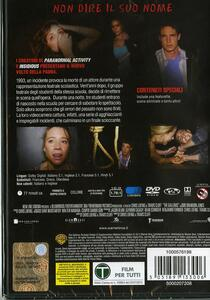The Gallows. L'esecuzione di Chris Lofing,Travis Cluff - DVD - 2