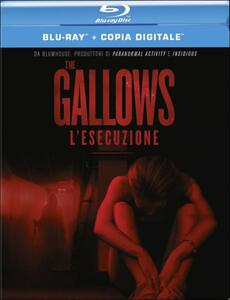The Gallows. L'esecuzione di Chris Lofing,Travis Cluff - Blu-ray
