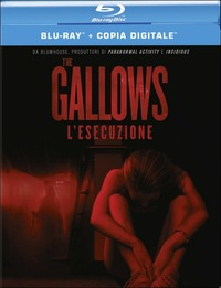 Cover Dvd Gallows. L'esecuzione (Blu-ray)