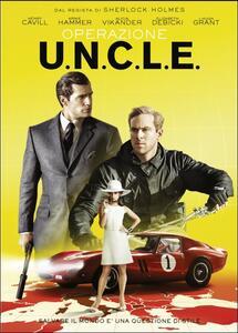 Operazione U.N.C.L.E. di Guy Ritchie - DVD