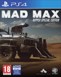 Videogioco Mad Max Preorder Edition PlayStation4 0