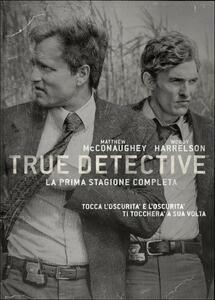 True Detective. Stagione 1. Serie TV ita (3 DVD) - DVD