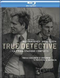 True Detective. Stagione 1. Serie TV ita (3 Blu-ray) - Blu-ray