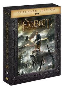 Lo Hobbit. La battaglia delle cinque armate (5 DVD) di Peter Jackson - DVD - 2