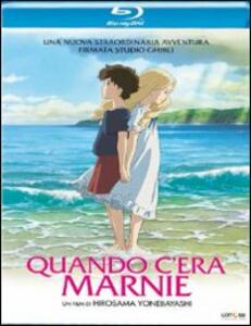 Quando c'era Marnie di Hiromasa Yonebayashi - Blu-ray