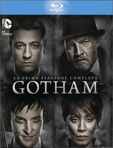 Film Gotham. Stagione 1 (4 Blu-ray) T.J. Scott Danny Cannon Paul A. Edwards