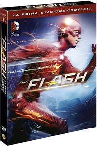 The Flash. Stagione 1 (5 DVD) - DVD