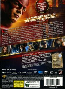 The Flash. Stagione 1 (5 DVD) - DVD - 2