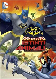 Batman Unlimited. Istinti animali di Butch Lukic - DVD