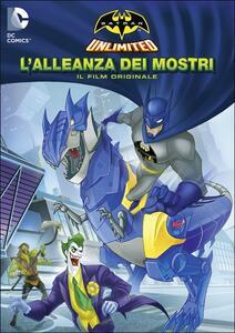 Batman Unlimited. L'alleanza dei mostri di Butch Lukic - DVD