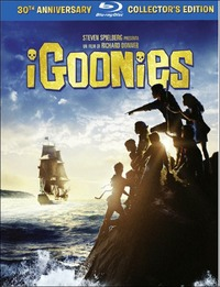 Cover Dvd Goonies (Blu-ray)