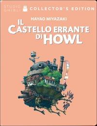 Cover Dvd Il castello errante di Howl. Collector's Edition (Blu-ray)