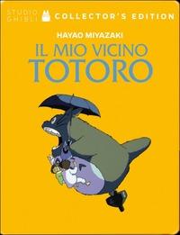 Cover Dvd Il mio vicino Totoro. Collector's Edition (Blu-ray)