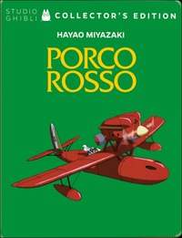 Cover Dvd Porco Rosso. Collector's Edition (Blu-ray)