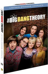 The Big Bang Theory. Stagione 8 (3 DVD) - DVD