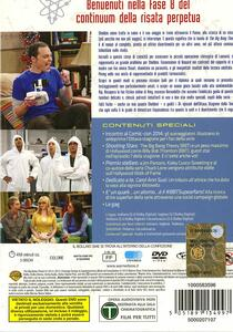 The Big Bang Theory. Stagione 8 (3 DVD) - DVD - 2