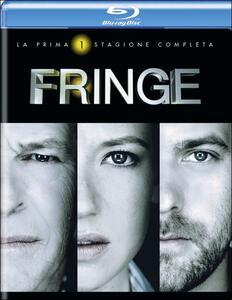 Fringe. Stagione 1 (5 Blu-ray) - Blu-ray