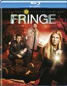 Film Fringe. Stagione 2 (4 Blu-ray)