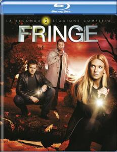 Fringe. Stagione 2 (4 Blu-ray) - Blu-ray