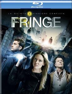 Fringe. Stagione 5 (3 Blu-ray) - Blu-ray