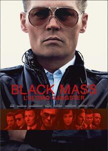 Black Mass. L'ultimo gangster di Scott Cooper - DVD