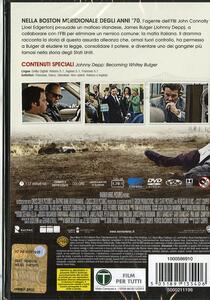 Black Mass. L'ultimo gangster di Scott Cooper - DVD - 2