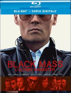 Black Mass. L'ultimo gangster di Scott Cooper - Blu-ray