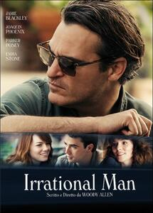 Irrational Man di Woody Allen - DVD