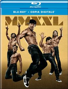 Magic Mike XXL di Gregory Jacobs - Blu-ray