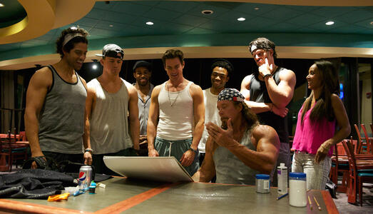 Magic Mike XXL di Gregory Jacobs - Blu-ray - 3