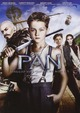 Cover Dvd Pan - Viaggio sull'Isola che non c'�