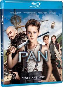 Pan. Viaggio sull'isola che non c'è di Joe Wright - Blu-ray