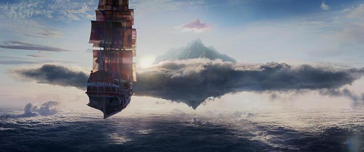Pan. Viaggio sull'isola che non c'è di Joe Wright - Blu-ray - 3