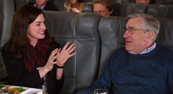 Lo stagista inaspettato di Nancy Meyers - DVD - 4