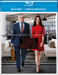Cover Dvd stagista inaspettato (Blu-ray)