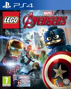 Videogioco LEGO Marvel's Avengers PlayStation4