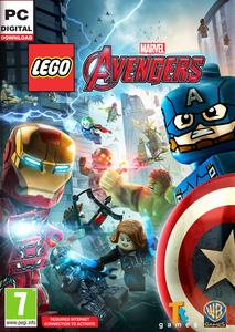 Videogioco LEGO Marvel's Avengers Personal Computer
